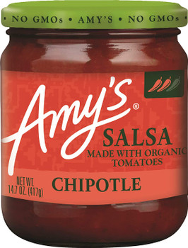 Amy's - Salsa Chipotle - Case of 6 - 14.7 OZ