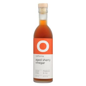 O Olive Oil Aged Sherry Vinegar - Case of 6 - 10.1 FZ