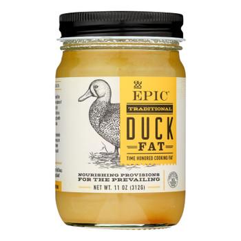 Epic - Oil Duck Fat - Case of 6 - 11 OZ