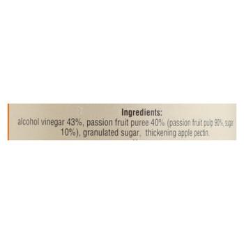 A L'olivier - Vinegar Passion Fruit - Case of 6 - 200 ML