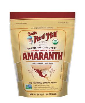 Bob's Red Mill - Amarantha Grain - Case of 4 - 24 OZ