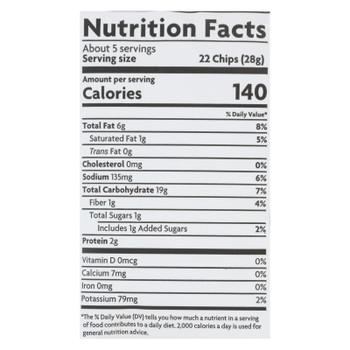 Lundberg Family Farms - Chips Tort Korean BBQ - Case of 12 - 5 OZ