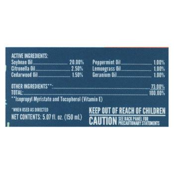 Aunt Fannies - Spray Mosquito Repellent - Case of 12 - 5.07 FZ