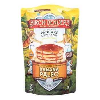 Birch Benders Pancake & Waffle Mix - Case of 6 - 10 OZ