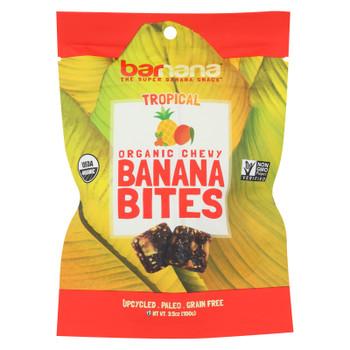 Barnana - Ban Bites Tropical Chewy - Case of 12 - 3.5 OZ