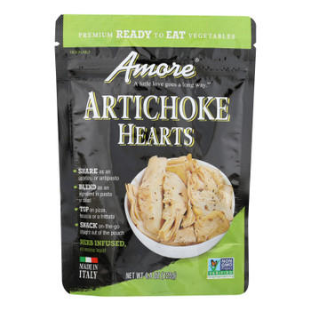 Amore Artichoke Hearts - Case of 10 - 4.4 OZ