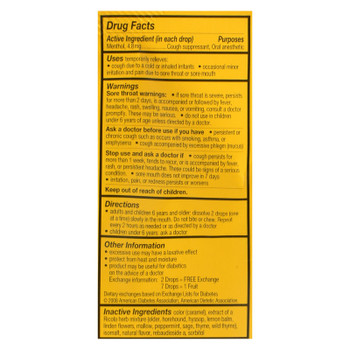 Ricola - Coughdp Mint Herbal Sugar Free W/stva - Case of 12 - 19 CT