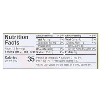 Follow Your Heart - Vegan Egg Powder - Case of 8 - 4 OZ