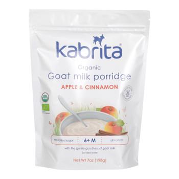 Kabrita - Goat Milk Prrdg Apple Cn - Case of 6 - 7 OZ