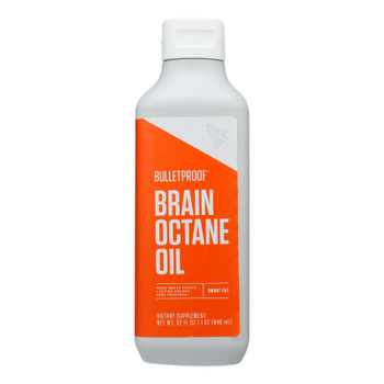Bulletproof - Brain Octane Oil - 1 Each - 32 OZ