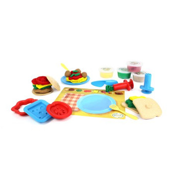 Green Toys - Meal Maker Dough Set - 1 CT