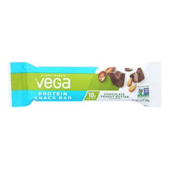 Vega - Bar Chocolate Peanut Butter Protein - Case of 12 - 1.6 OZ