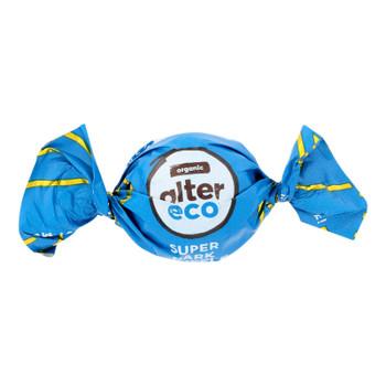 Alter Eco - Truffle Spr Dark Chocolate - Case of 60 - 0.42 OZ