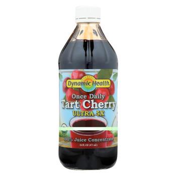 Dynamic Health - Tart Chrry Juice 5xconc - 1 Each - 16 FZ