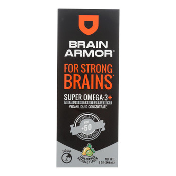 Brain Armor - Brain Health Adult 50+ - 1 Each - 8 FZ