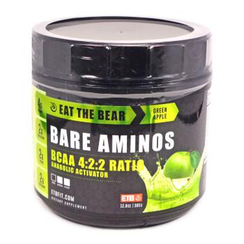 Eat The Bear - Aminos Green Apple - 1 Each - 12.8 OZ