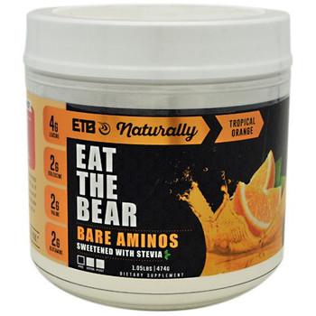 Eat The Bear - Aminos Tropical Orange - 1 Each - 12.8 OZ