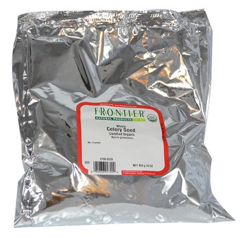 Frontier Herb - Celery Seed Whole - 1 Each - 1 #