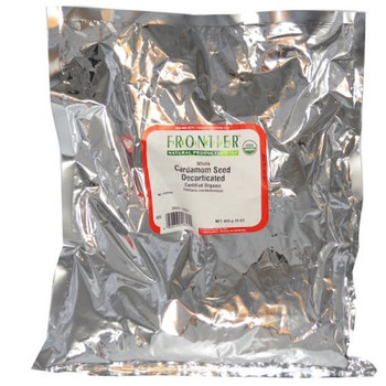 Frontier Herb - Cardamom Seed Decort - 1 Each - LB