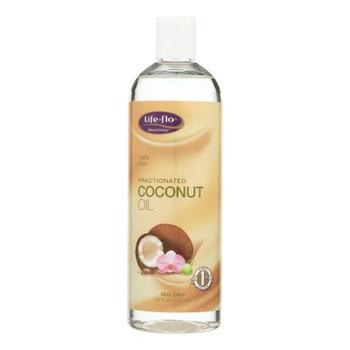 Life Flo - Coconut Oil Fractionated - 16 FZ