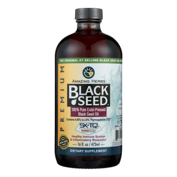 Black Seed - Black Seed Oil Premium - 1 Each - 16 FZ