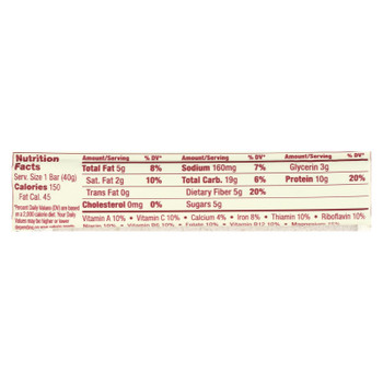 Thinkthin Dark Chocolate Peppermint Bars  - Case of 10 - 1.41 OZ