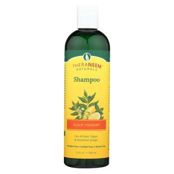 Theraneem Scalp Therapy Shampoo  - 1 Each - 12 FZ