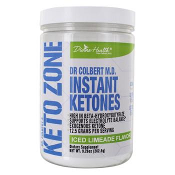 Keto Zone - Kt Zne Instant Ktns Iclmade - 1 Each - 9.26 OZ