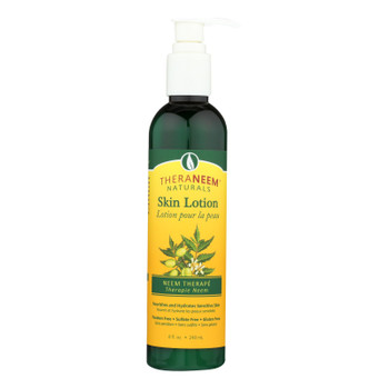Theraneem Leaf And Oil Lotion  - 1 Each - 8 FZ