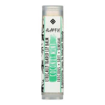 Everyday Coconut's Coconut Mint Lip Balm  - Case of 24 - .15 OZ