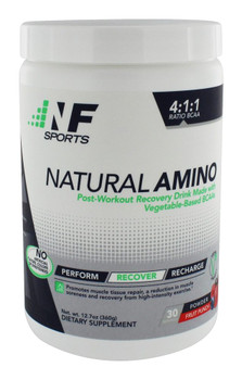 Nf Sports - Natural Amino Fruit Punch - 1 Each - 360 GRM