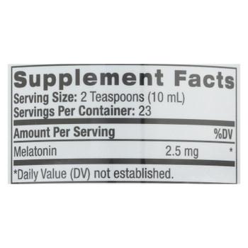 Natrol - Melatonin Liquid 2.5mg - 8 FZ