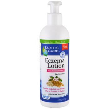 Earth's Care - Eczema Lotion - 1 Each - 8 FZ