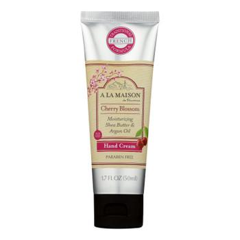 A La Maison - Hand Cream Cherry Blossom - 1 Each - 1.7 FZ