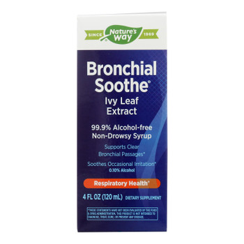 Enzymatic Therapy Immune Bronchial Soothe  - 1 Each - 100 ML