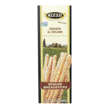 Alessi Sesame Breadstick - 1 Each - 4.4 OZ