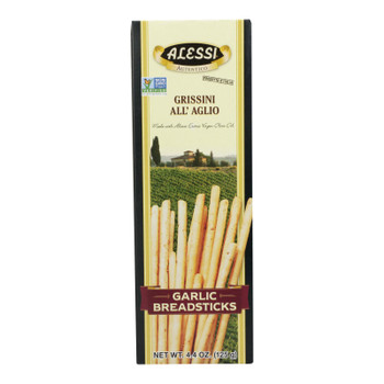 Alessi Garlic Breadsticks - 1 Each - 4.4 OZ