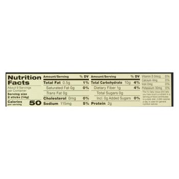 Alessi Garlic Breadsticks - 1 Each - 4.4 OZ