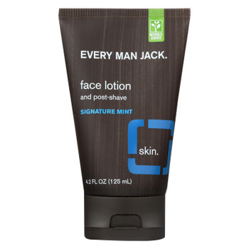 Every Man Jack Face Lotion  - 1 Each - 4.2 FZ