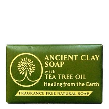Zion Health - Ancnt Clay Soap Tea Tree - 1 Each - 6 OZ