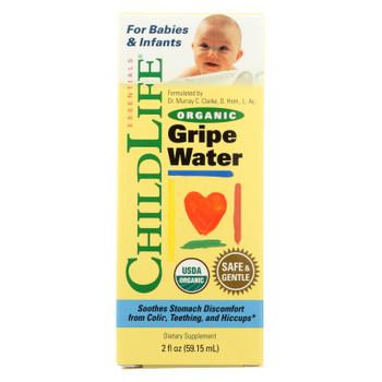 Childlife Essentials Organic Gripe Water Dietary Supplement  - 1 Each - 2 FZ