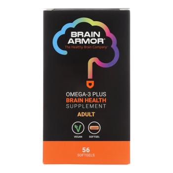 Brain Armor - Brain Health Adult - 1 Each - 56 SGEL