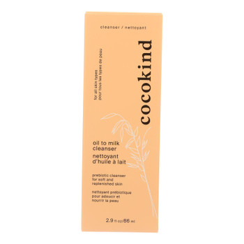 Cocokind - Cleanser Oil To Milk - 1 Each - 2.9 FZ