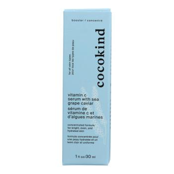 Cocokind - Serum Vitamin C Sea Grape - 1 Each - 1 FZ