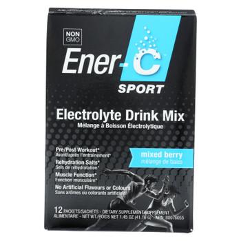 Ener-c - Ener-c Sport Mixed Berry - 1 Each - 12 PKT