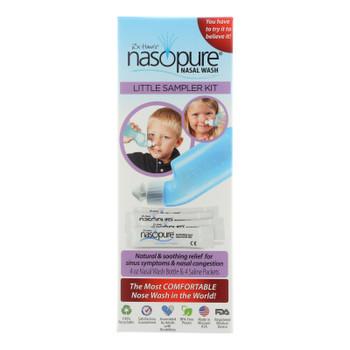 Dr. Hana'S Nasopure Nasal Wash Little Sampler Kit  - 1 Each - 4 OZ