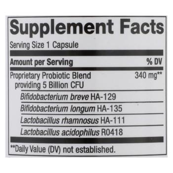 Nature's Way Dietary Supplement Primadophilus Bifidus Capsules  - 1 Each - 90 VCAP