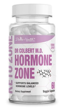 Keto Zone - Keto Zone Hormone Zone - 1 Each - 60 VCAP