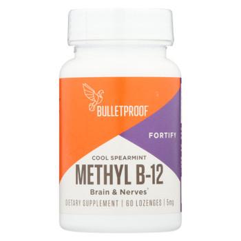 Bulletproof - Methyl B12 - 1 Each - 60 LOZ