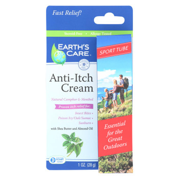 Earth's Care - Anit-itch Cream - 1 Each - 1 OZ